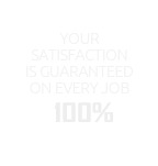 100% Satisfaction Guaranteed!